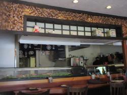 Sushi Mambo, Lincoln Avenue, Calistoga, Ca