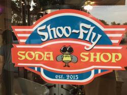Shoo-Fly Soda Shop