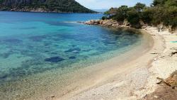 Spiaggia di Cala Moresca