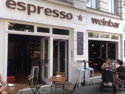 Espresso Weinbar