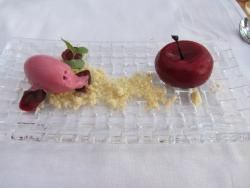 The Cherry Cheesecake