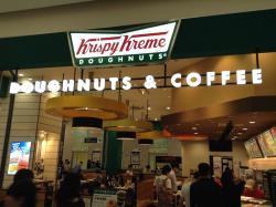 Krispy Kreme Donuts, Aeon Mall Nagoya Dome Front