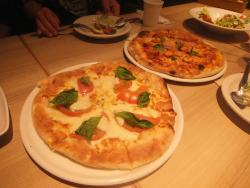 California Pizza Kitchen Sano