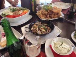 Central Beach Restaurante