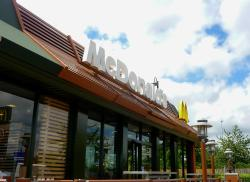 McDonald's Broughton Retail Park