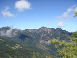 Syue Mountain Trail