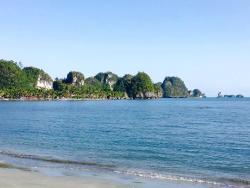 Marabut Beach