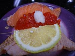 Jumbo Oshidori Sushi Kohoku Takada