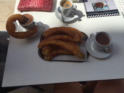 Cafeteria La Churreria