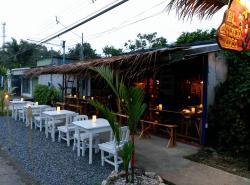 El Cangrejo Loco de Cahuita