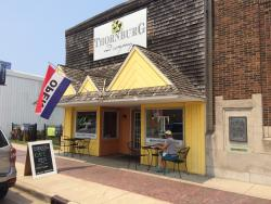 Thornburg and Company Cafe