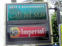 Arte y Restaurante Cafe Del Mar
