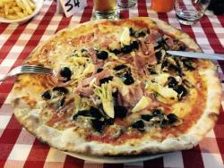 Pizzeria Grigleria 4 Mori