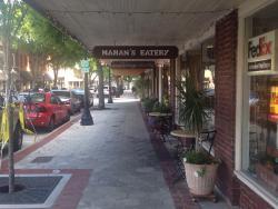 Mahan's Eatery
