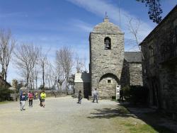 Santuario de Santa Maria Real do Cebreiro