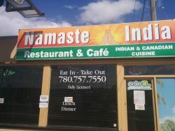 Namaste India Restaurant & Cafe