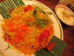 Halima Kebab Biryani