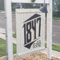 1847 Stamm House