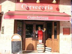 Cervecería Gambrinus Pomaron