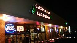 Cactus Bob's BBQ Corral