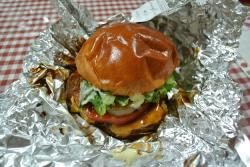 Awajishima Burger