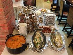 Caribbean Seafood Restaurant