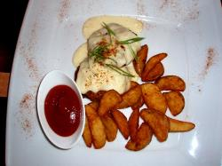 Cafe on Bazovy Lane