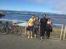 Santa Cruz Bike Tour