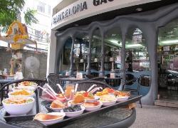 Barcelona Gaudi Restaurant
