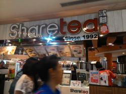Share Tea