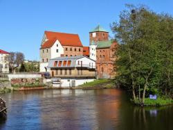 Zamek Książat Pomorskich w Darłowie