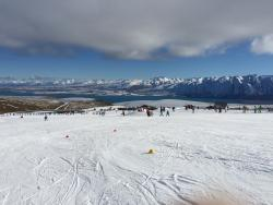 Ski Roundhill Lake Tekapo