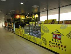 Kampong Kravers Cafe