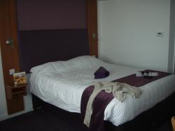 Huge bed !!