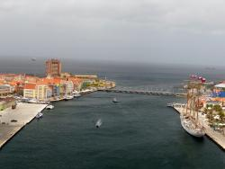 Willemstad Harbor!  10 min walk from the apartments