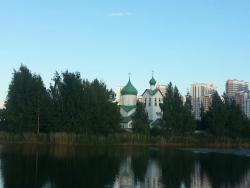 The Church of St. Sergius of Radonezh
