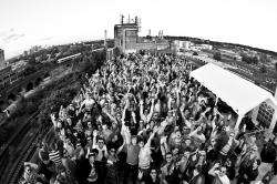 Krank Brother Roof party 2012. Smile pls