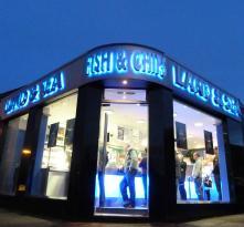 Land & Sea Fish & Chip Shop