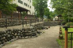 Yubara Onsen Park