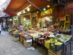 Europass - Street Food Tour of Palermo