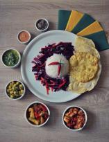Vegetarian Cafe Sattvik