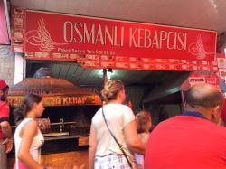 Osmanli Kebabcisi