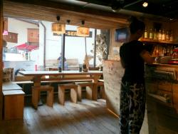 Cafe Grindelwald