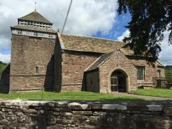 St Bridget's Church Skenfrith