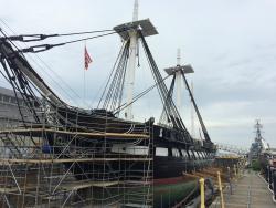 USSコンスティテューション号博物館