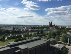 Aussichtsturm - Stadtpark Rotehorn