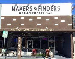 Makers & Finders Coffee