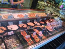 Zeevishandel Brassem Domburg