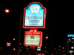 Old Vegas Tavern