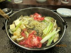 Shabu-shabu Sukiyaki Komon